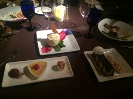 Desserts from Perry's